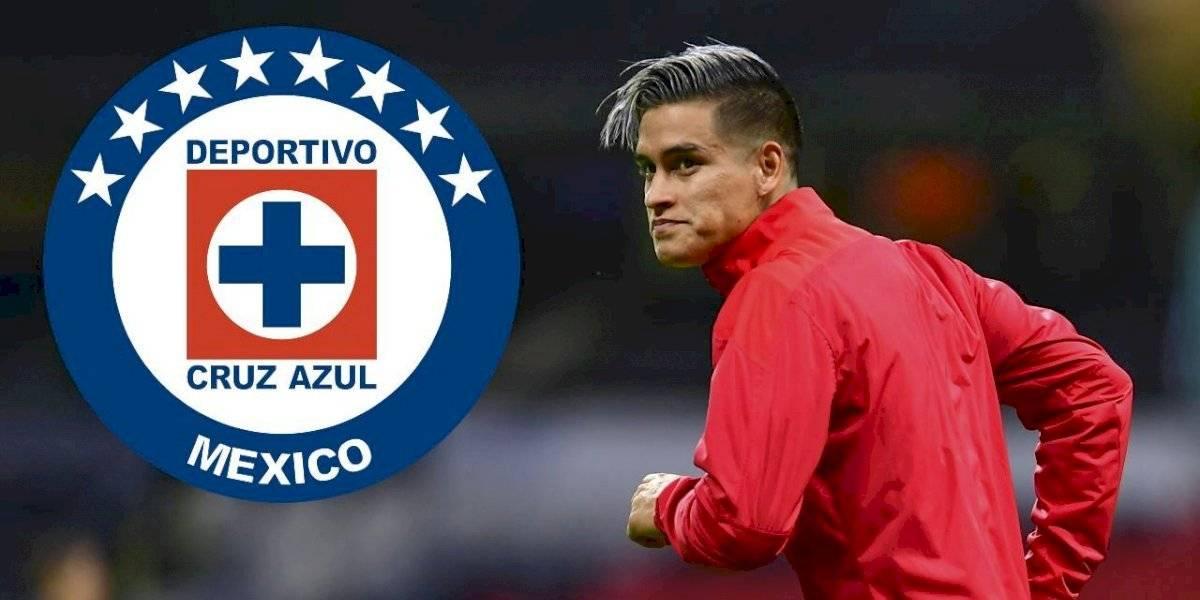 Alexis Peña sería nuevo refuerzo de Cruz Azul, tras polémica salida de Chivas