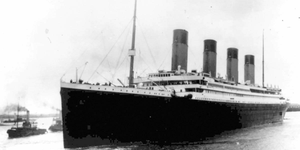 Pandemia de Covid-19 pospone histórico rescate en el Titanic