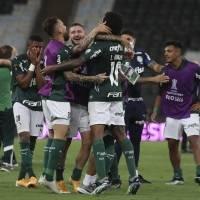 Palmeiras vence con gol en último minuto y conquista su segundo título en la Copa Libertadores