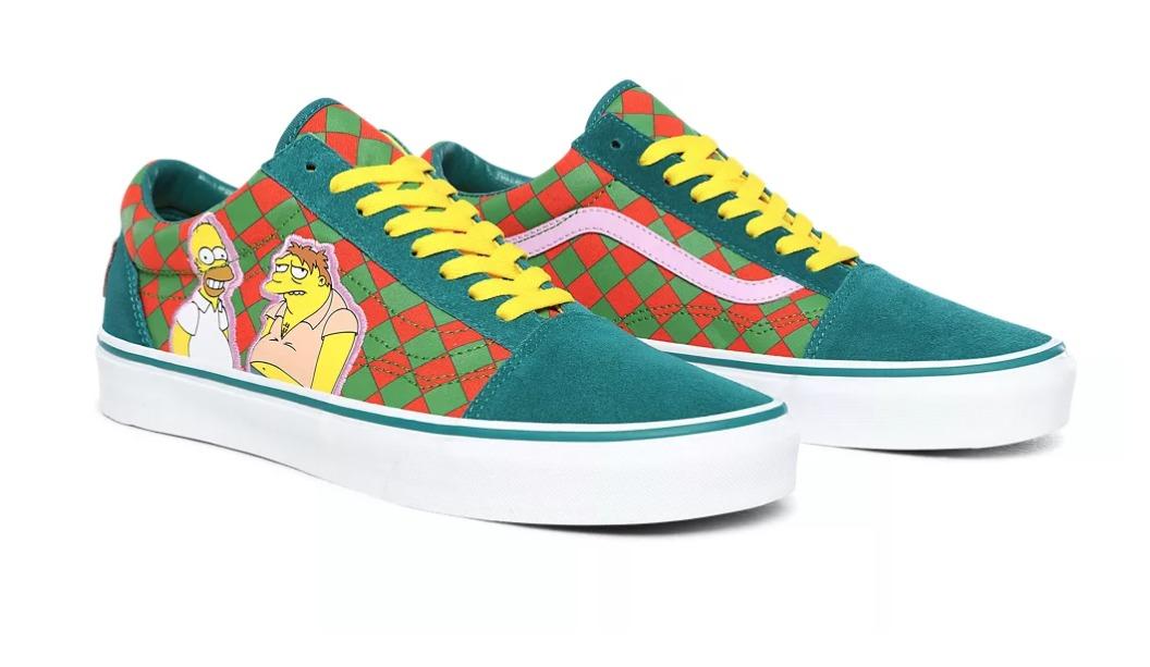 Los Simpson zapatillas vans