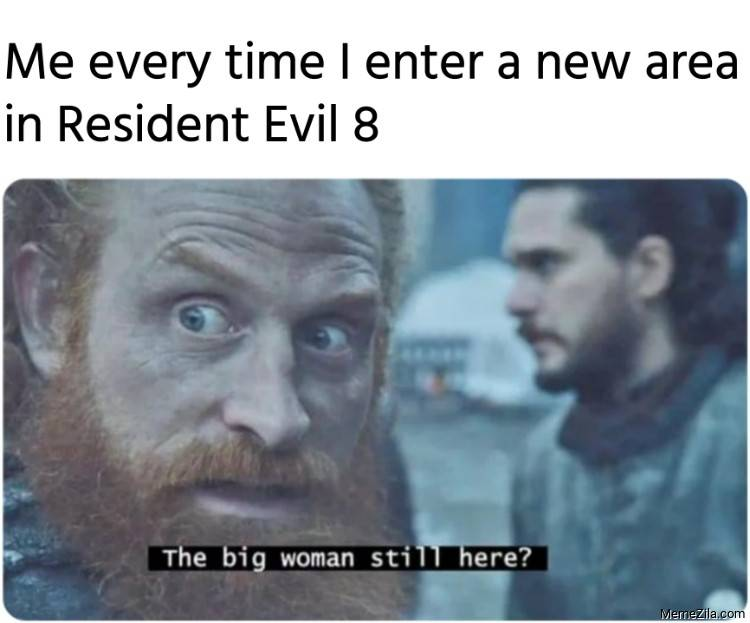 Lady Dumitrescu Resident Evil Village
