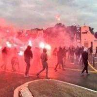 VIDEO: Aficionados incendian y saquean instalaciones del Marsella tras malos resultados