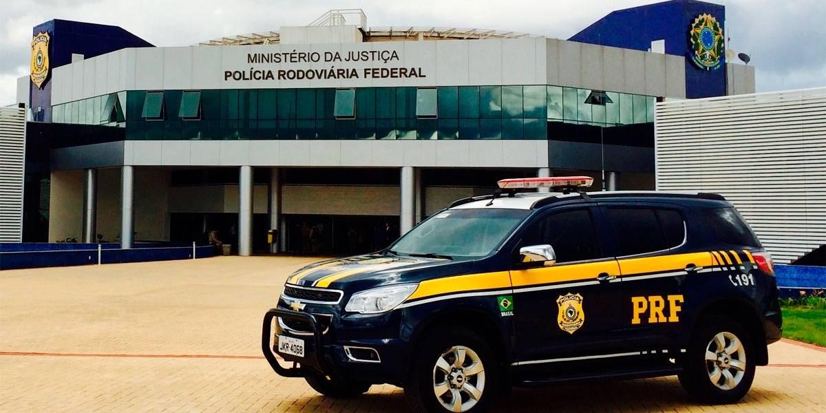 Concurso da Polícia Rodoviária Federal tem inscrições abertas para 1,5 mil vagas