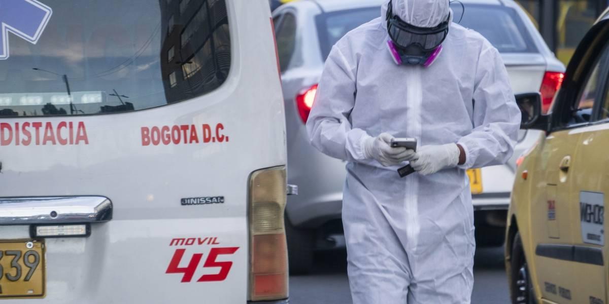 Coronavirus.- Colombia detecta el primer caso de la cepa brasileña del coronavirus