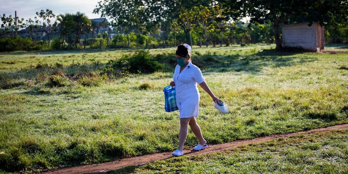 Coronavirus.- Cuba impone cuarentenas obligatorias a las personas procedentes del extranjero tras nuevo récord de casos