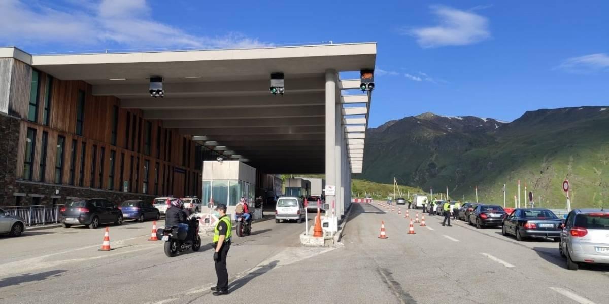 Coronavirus.- Andorra dialoga con Francia para flexibilizar las restricciones de movilidad