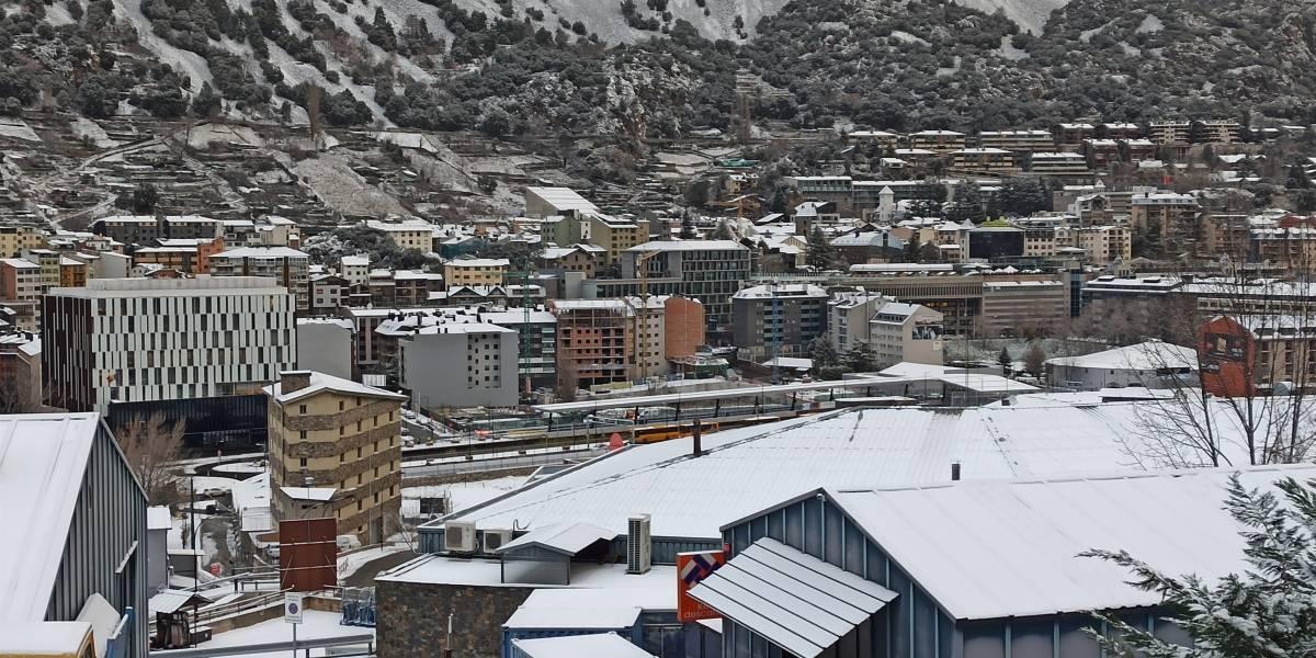 Coronavirus.- Andorra roza los 10.000 casos desde el inicio de la pandemia