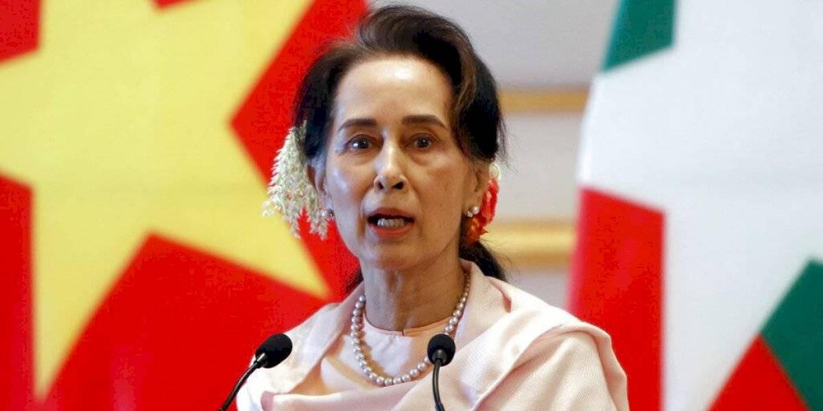 Detienen a Aung San Suu Kyi, lideresa de Birmania y premio Nobel de la Paz
