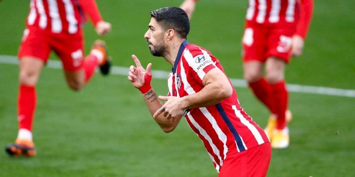 Atlético de Madrid sigue con paso dominante en España