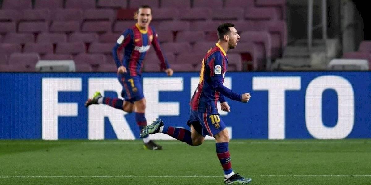 Barcelona cobra revancha sobre el Athletic de Bilbao