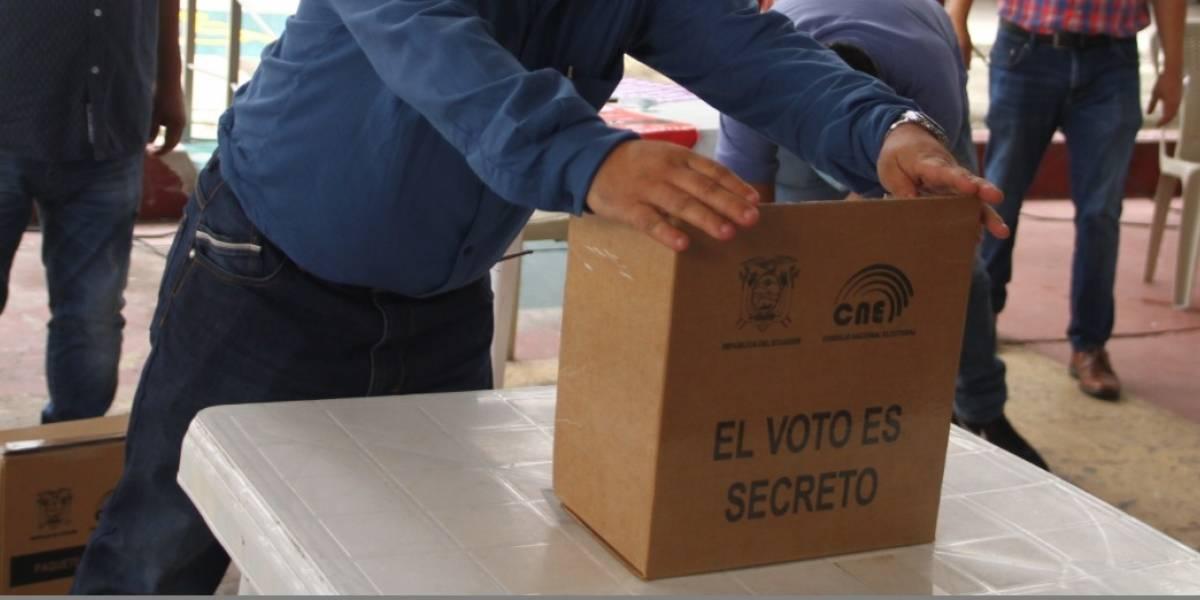 Consejero del CNE, José Cabrera, dice no hay resquicio que altere elecciones 2021