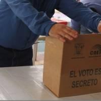 Ecuador entra en la recta final de elecciones presidenciales y parlamentarias