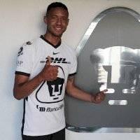 Pumas anuncia a Gabriel Torres como su nuevo delantero
