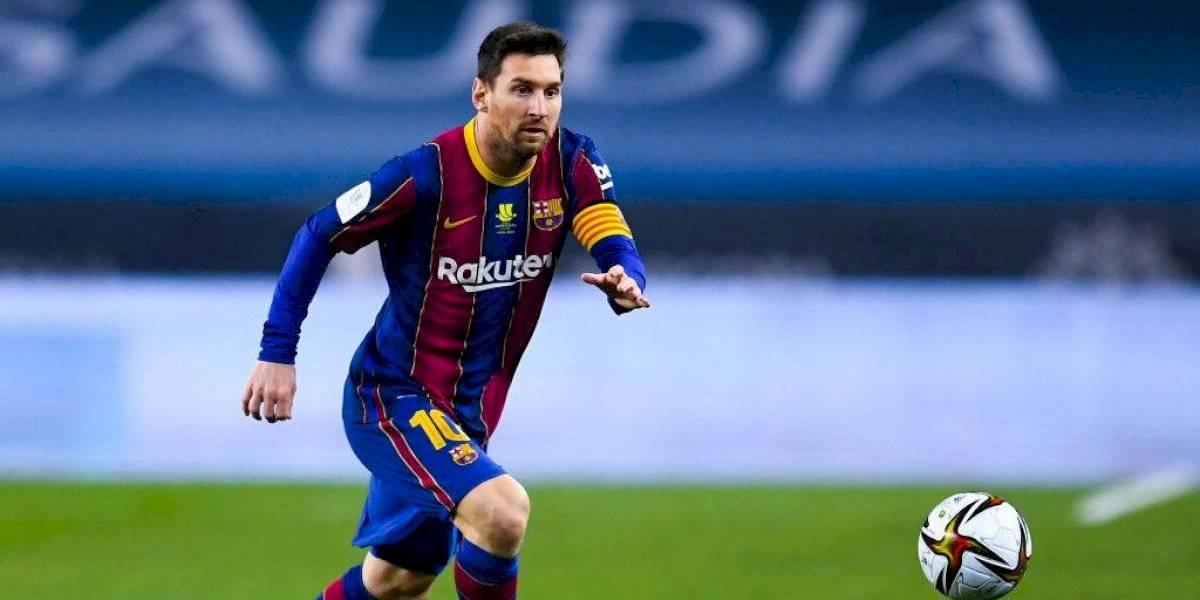 Barcelona demandará a 'El Mundo' por publicación del contrato de Messi