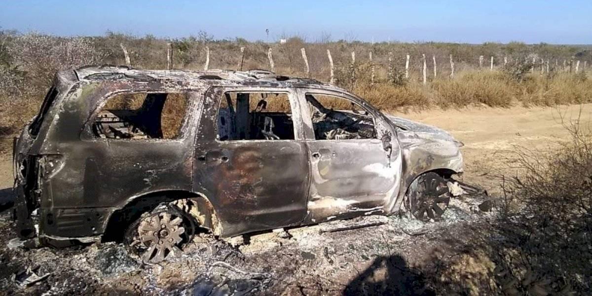 Identifican a 4 de los 19 cuerpos localizados en Camargo, Tamaulipas