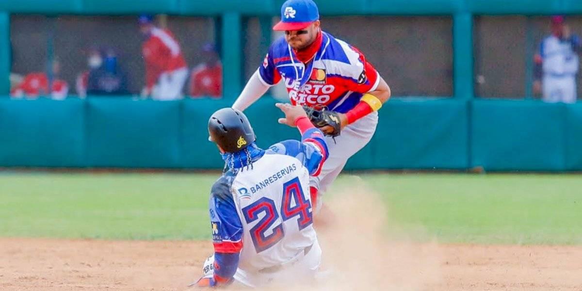 """Ramón Vázquez: """"Jugamos buen béisbol"""""""