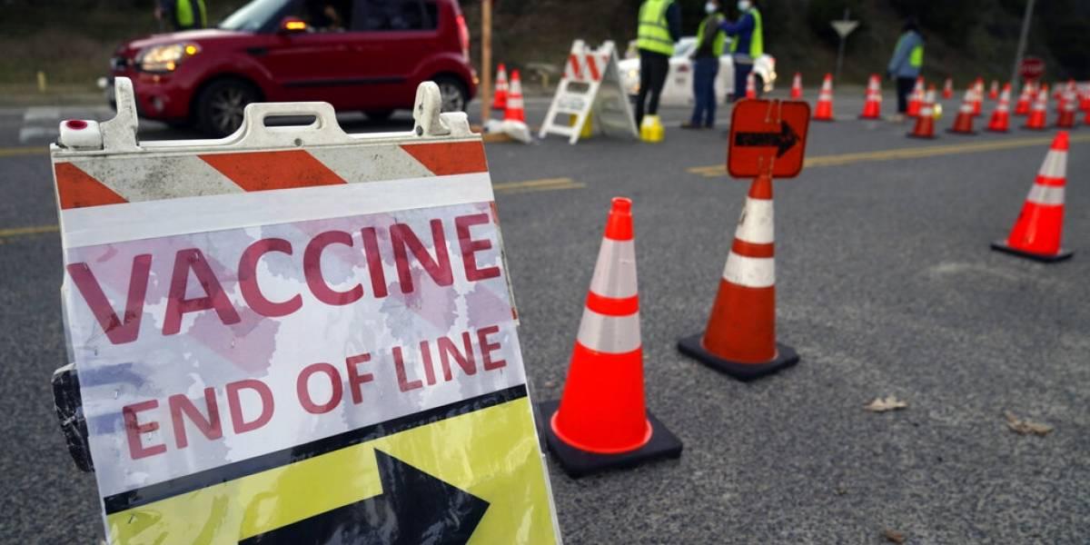 Estados Unidos no arrestará a inmigrantes en centros de vacunación