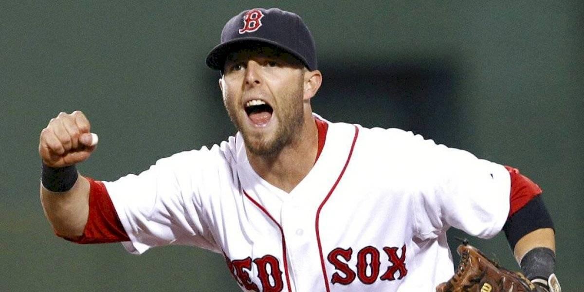 Se retira Dustin Pedroia de los Medias Rojas de Boston