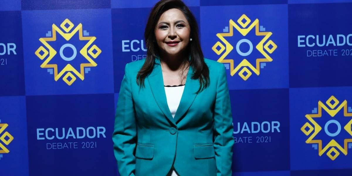Elecciones 2021: Ximena Peña conformará la mitad de su gabinete con mujeres
