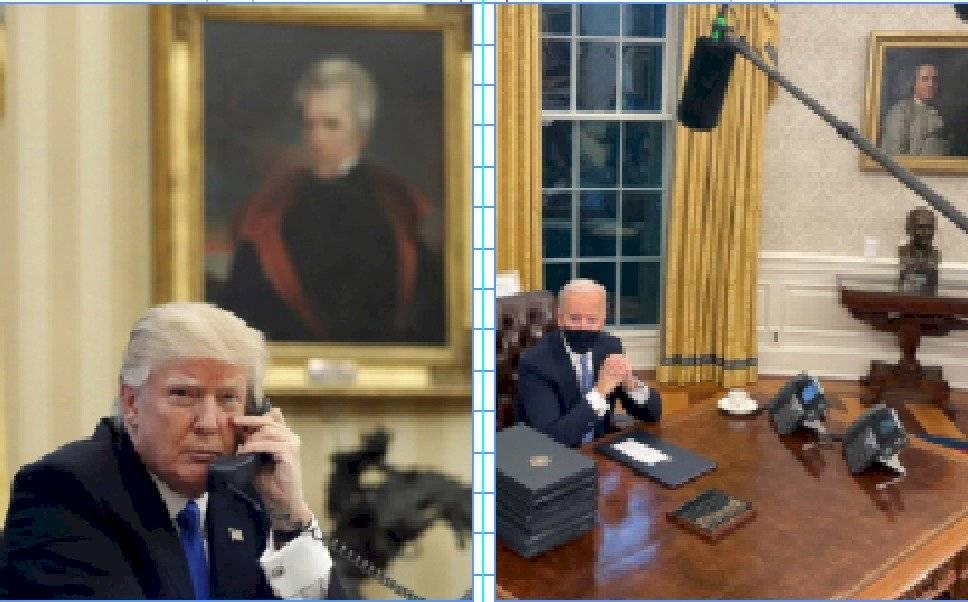 Biden Trump