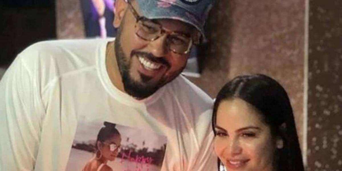 """Confirmado y con """"roca en mano"""": Natti Natasha y su mánager Rafael 'Raphy' Pina anunciaron su compromiso"""