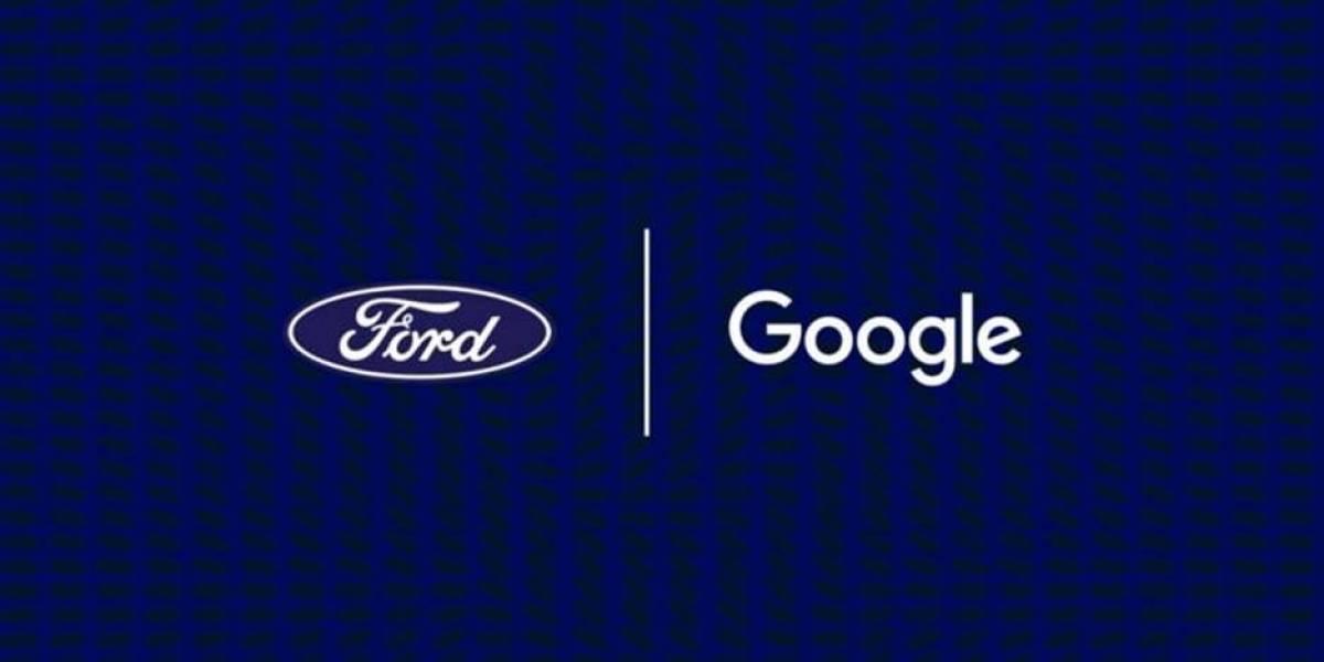 Ford y Google se unen para desarrollar vehículos conectados
