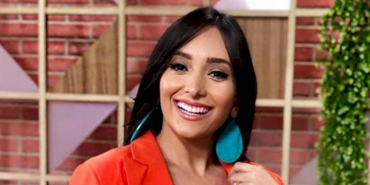Nicole Chacón regresa a Noticentro recargada tras tener a su bebé