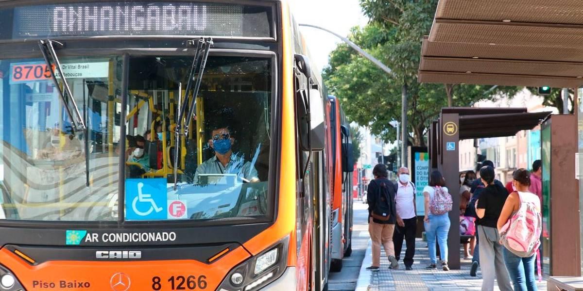 Só idosos acima de 65 anos passam a ter gratuidade em transportes em São Paulo
