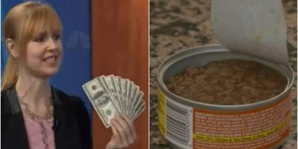 Com quase R$ 30 milhões na conta, milionária avarenta come ração de gato para economizar