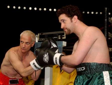 Screech en Celebrity Boxing