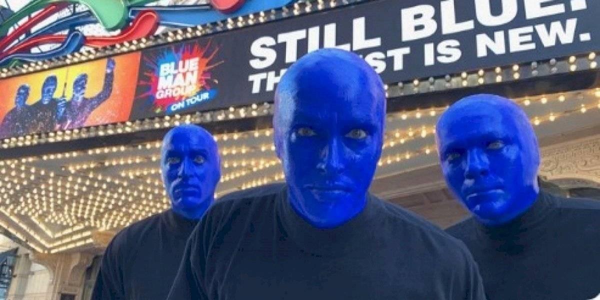 No se presentarán más: espectáculo de 'Blue Man Group' llega a su fin en Universal Orlando