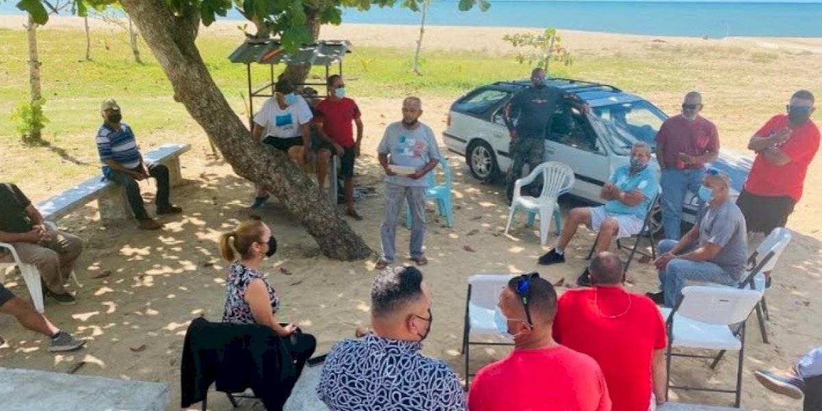 Pescadores llevan 40 años reclamando rampa de acceso en Añasco