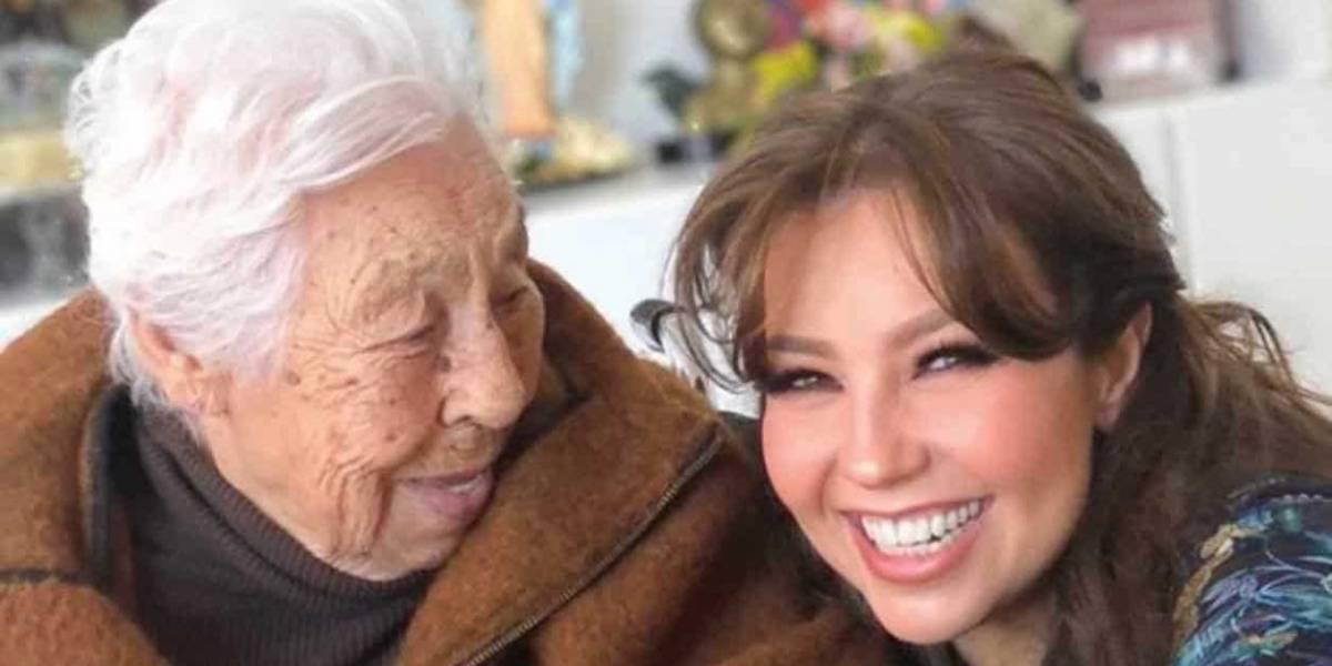 Enfermera de la abuela de Thalía da su versión y se defiende de las acusaciones de maltrato