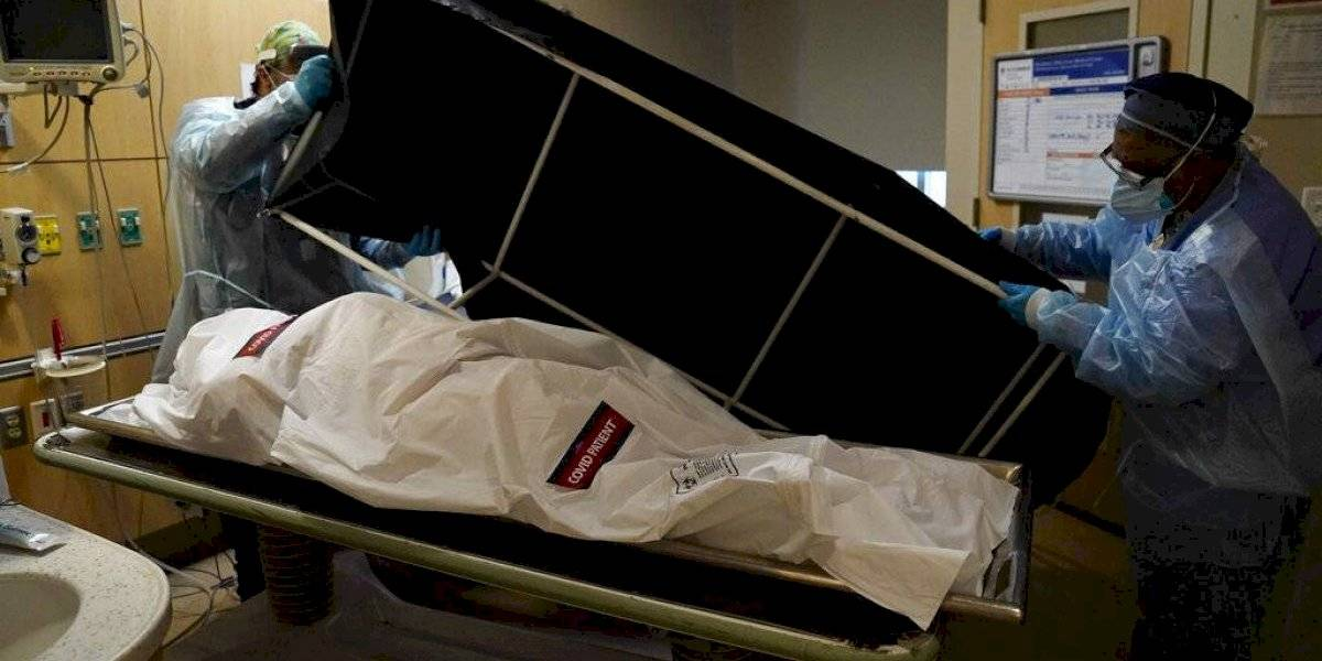 Más de 95 mil muertos: Enero fue el mes más mortífero por coronavirus en Estados Unidos