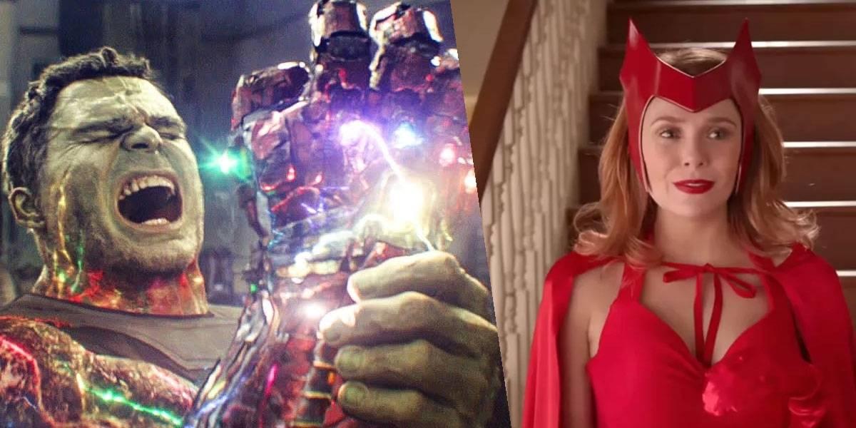 MCU: este video viral sincroniza Avengers: Endgame con WandaVision y todo cobra sentido