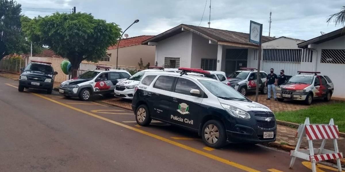 Casal é detido por tráfico de drogas na região de Bauru (SP)