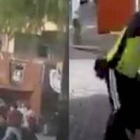 Dos detenidos por agresión a un agente de tránsito en Quito; Fiscalía continuará con investigaciones