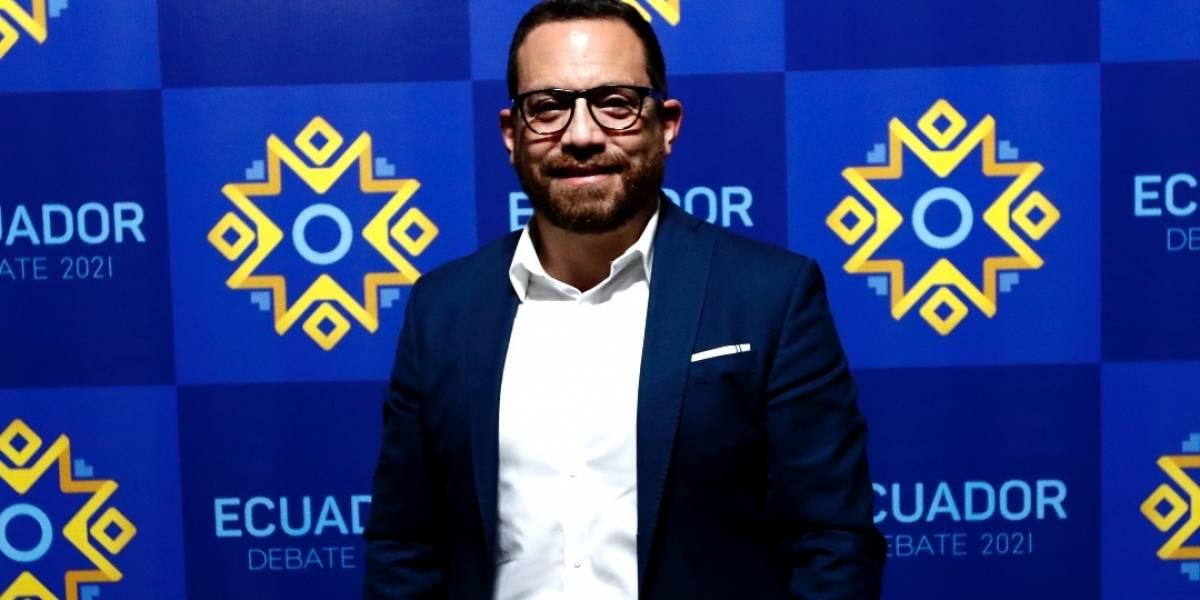 Elecciones 2021: Juan Fernando Velasco cree que la educación es clave para enfrentar los problemas del país