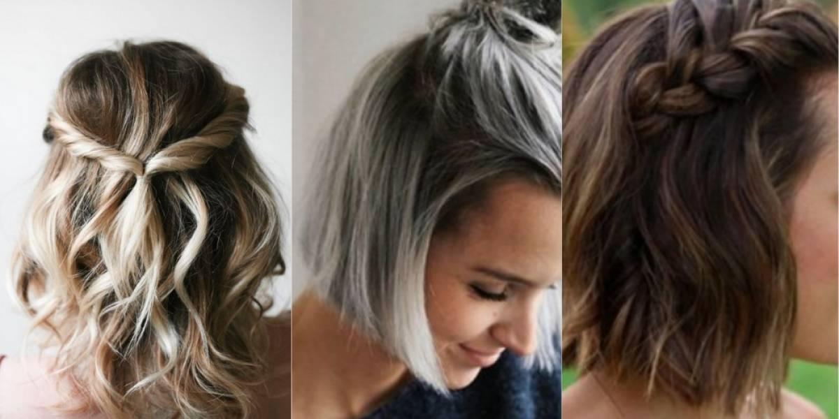 Quer inovar no penteado com seu cabelo curto? Conheça opções práticas para arrasar