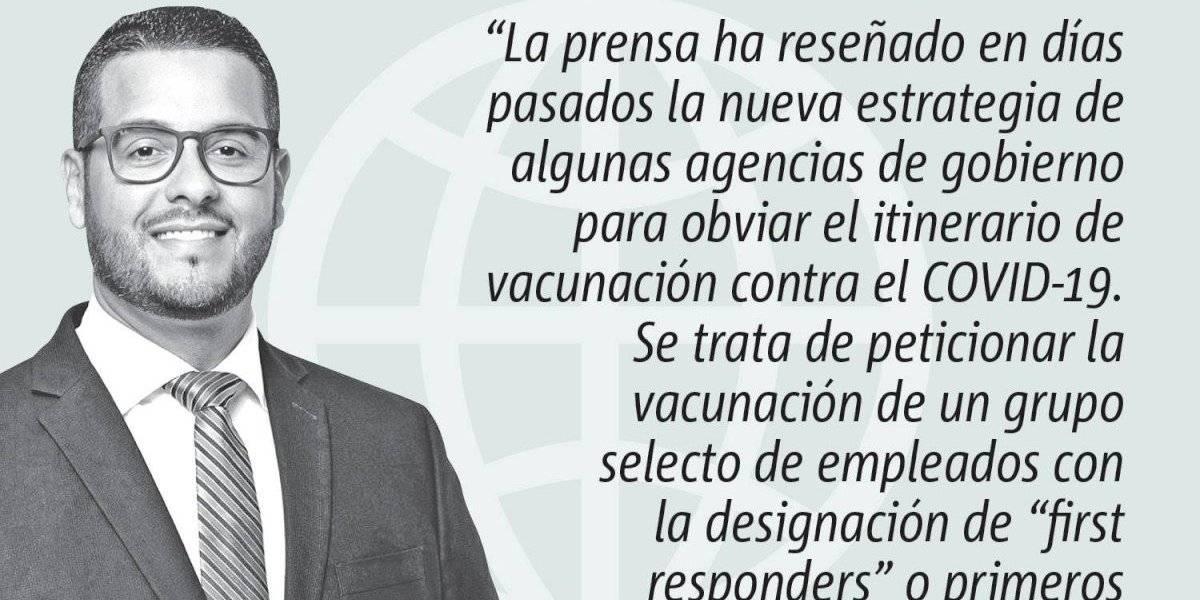 Opinión del representante de Jesús Manuel Ortíz: Nuestros viejos en la cola de la fila