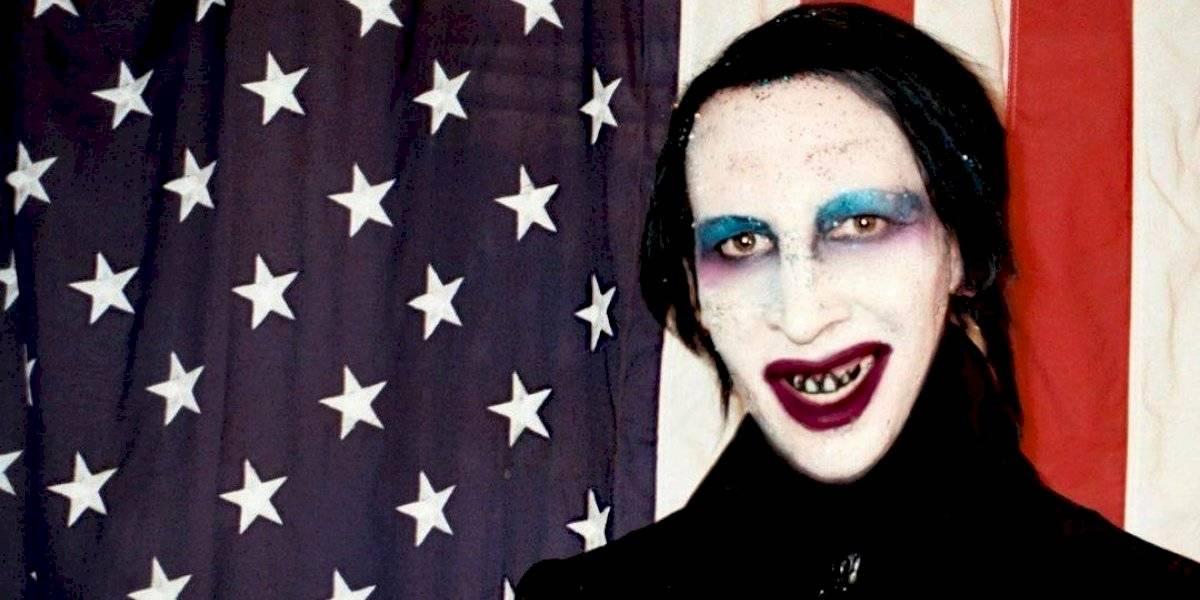Marilyn Manson responde a las acusaciones de su ex Evan Rachel Wood
