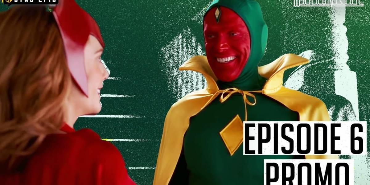 Sexto episódio de 'WandaVision' vaza na web e enlouquece os fãs da série da Marvel