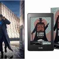 Livro de Arséne Lupin que inspirou a série homônima da Netflix volta a ser impresso no Brasil