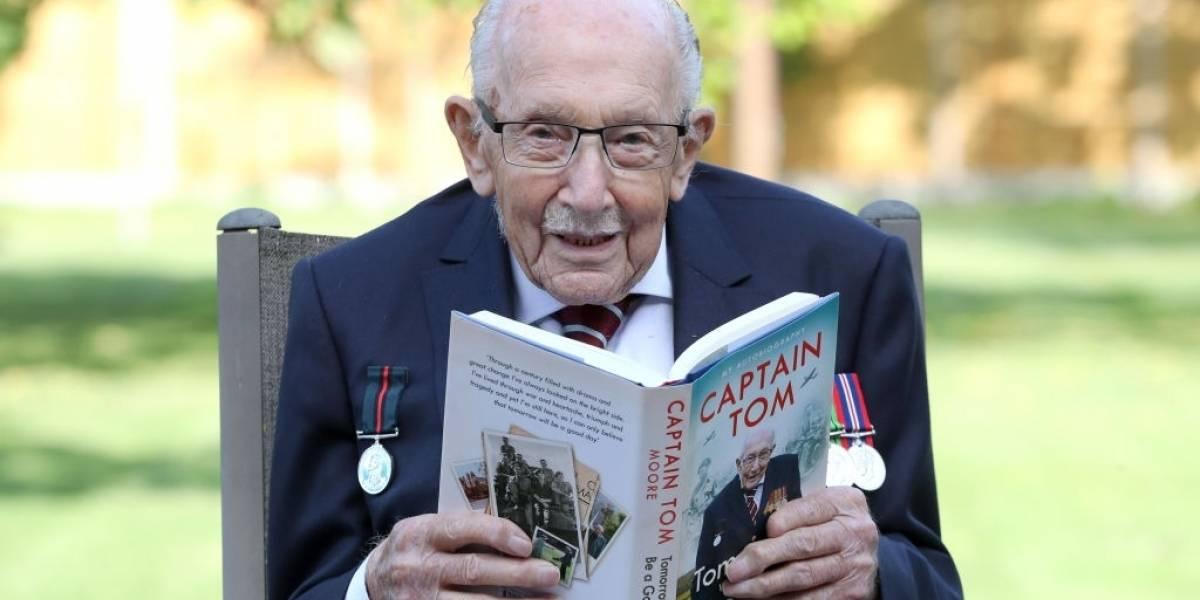 Adiós al capitán Sir Tom Moore, el sereno combatiente contra el COVID-19