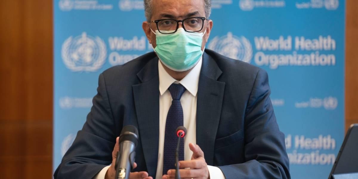 OMS espera distribuir 337 millones de dosis de la vacuna a 145 países en la primera mitad del año