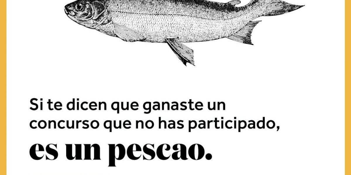 """Asociación de Bancos lanza iniciativa """"Es un Pescao"""" para la prevención del fraude"""