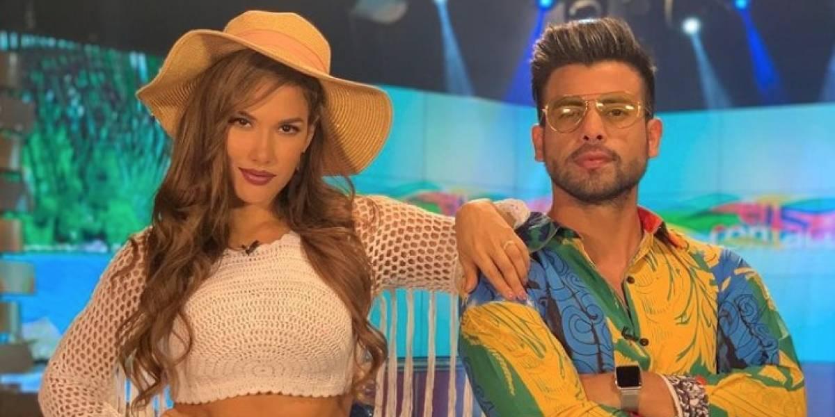 """Famosos y fans reaccionan a los chats de Alejandra Jaramillo y Efraín Ruales: """"duele el alma"""""""