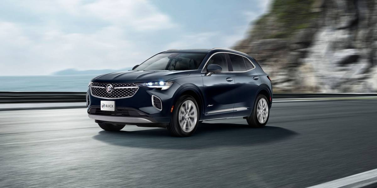 Buick Envision 2021 recibe un facelift