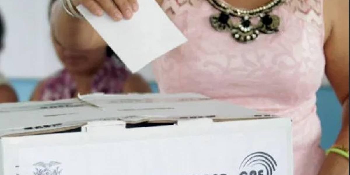 $40 es la multa por no votar el domingo 7 de febrero