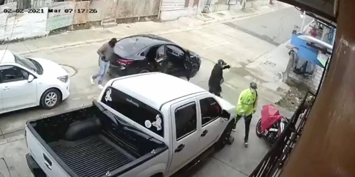 Tras rastreo de celular capturan a sujeto que participó en robo de USD 11.000 en una avícola de Guayaquil